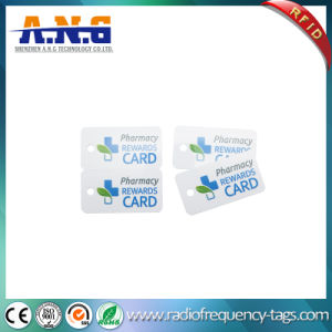 F08 RFID 13.56MHz Mini Card for Door Entrance pictures & photos