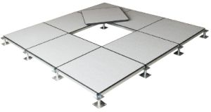 Anti-Static Ceramic Raised Access Floor pictures & photos