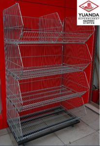 Large Size Movable Storage Cage for Sale pictures & photos