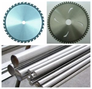 T. C. T Saw Blades for Cutting Aluminum and Other Alloy Materials pictures & photos