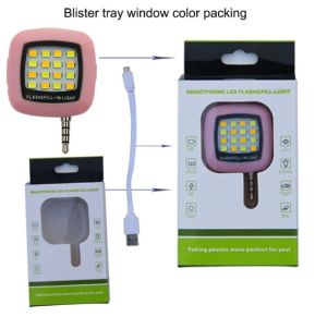 Manufacturer LED Ring Flash Fill Selfie Light Lamp Outdoor Lighting for Mobile Phone pictures & photos