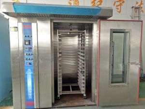 Ce Approved Bread Oven / Rotary Oven with 32 Trays pictures & photos