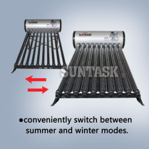 Integrated Pressure Solar Water Heater (A9H) with Solar Keymark pictures & photos