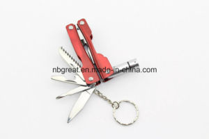 Colorful Mini Tool Keychain Pliers with Key Ring Promotional Gift Pliers pictures & photos