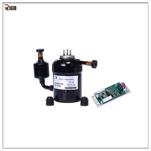 DC Portable Water Compressor for Mobile Micro Cooling System and Liquid Loop Cooling