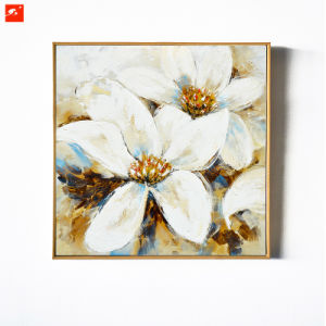 Magnolia Wall Picture Handmade Oil Painting