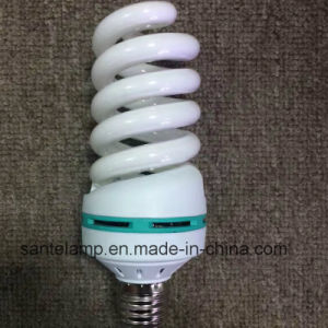 85W Full Spiral 3000h/6000h/8000h 2700k-7500k E27/B22 220-240V Energy Saving Tube pictures & photos