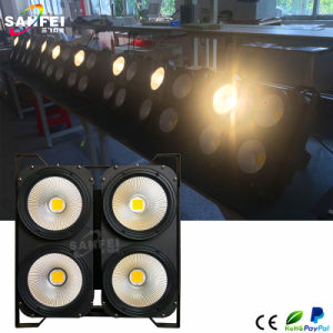 Newest Stage COB 100W*4eyes LED Blinder Light