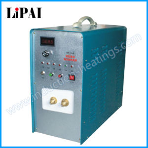 Small Metal High Frequency Induction Heating Machine for Welding