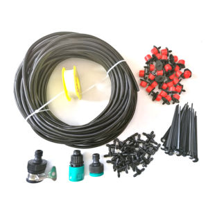 Agriculture Vegitable Drip Irrigation Kit for Balcony, Patio
