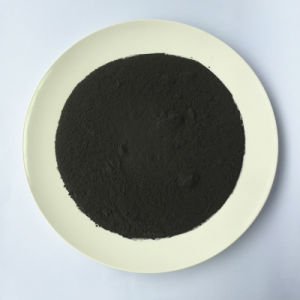 Black Melamine Tableware Powder
