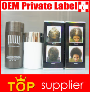 China Private Label Hair Care Product Hair Fibers