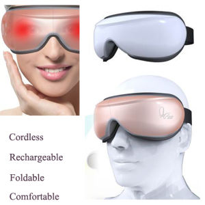 Rechargeable Handy Cordless Kneading Eye Massager pictures & photos