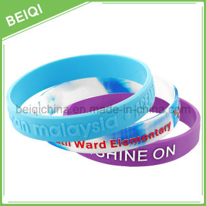 Popular Cheap Price Sport Silicone Wrist Band /Silicone Bracelet pictures & photos