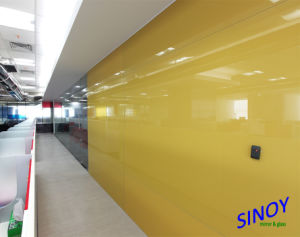3mm-6mm Back Painted Glass Colored Lacquered Glass pictures & photos