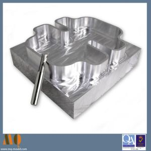 Customized CNC Machining Aluminum Components with Nature Anodized (MQ626) pictures & photos
