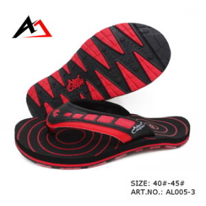 Slipper Shoes High Quality Leisure Footwear for Men (AL005-3) pictures & photos