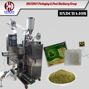 Automatic Filter Tea Bag Packing Machine (DXDCH-10B) pictures & photos