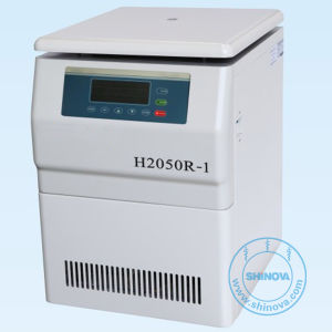 High Speed Refrigerated Centrifuge (H2050R-1) pictures & photos