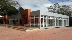 Modular / Mobile / Prefab / Prefabricated Building for Bogata University Project pictures & photos