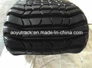 Caterpillar 277b Loader Rubber Tracks pictures & photos