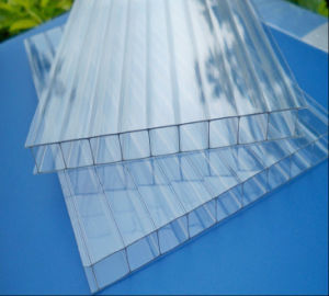 100% Bayer Material Polycarbonate Sheet Greenhouses for Agriculture Used