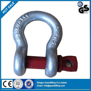Us Type Anchor with Screw Pin G209 Shackle pictures & photos