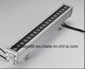 Outdoor Bar 18X15W RGBWA +UV LED Wall Wash Light pictures & photos