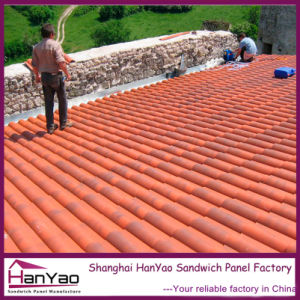 Corrugated Wave Style Steel Roofing Sheet Roof Tile pictures & photos