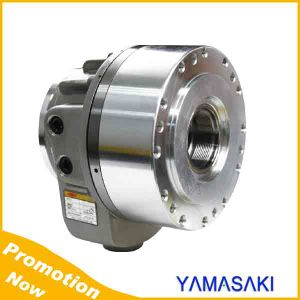 Short Type Rotating Hydraulic Cylinder with Throughhole and Safety Device pictures & photos