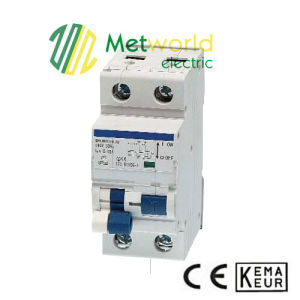 Electronic Type RCCB with Over Current Protection RCBO pictures & photos