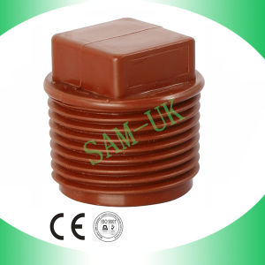 PP Brown Fittings Female Reducer pictures & photos