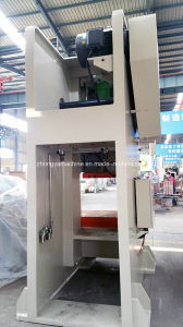Deep Throat Mechanical Eccentric Power Press (punching machine) Jc21s-25ton pictures & photos