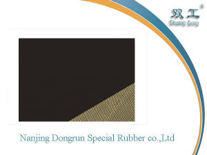 Gause Insertion Rubber Sheet