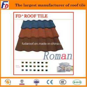 Soncap Colorful Stone Coated Metal Roof Tile
