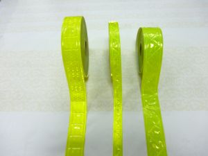 Crystal Reflective PVC Tape for Safety Clothing pictures & photos