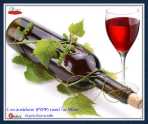 Pvpp Clarifying Agent for Wine pictures & photos