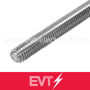 Steel Galvanized Hollow Thread Rod pictures & photos