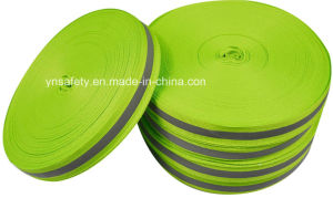 High Visibility Reflective Ribbon/Material/Fabric pictures & photos