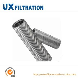 Slotted Wedge Wire Screen Pipe for Screening pictures & photos