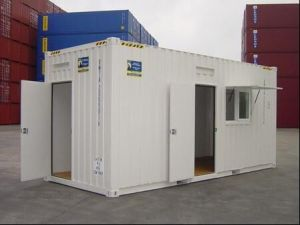 Mobile Modular Office Container Housing