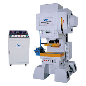Precision High-Speed Presses Dedicated for Punching Power Connector Terminals