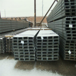 Made in China Q235 Ss400 Mild Galvanized Alloy Channel Steel pictures & photos