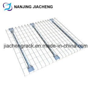 Galvanized Steel Wire Mesh Decking Used for Pallet Racking pictures & photos