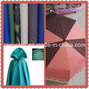 The Waterproof Coated Oxford Fabric for Raincoat and Umbrella pictures & photos