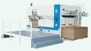 Zxy-1450 Semi Automatic Die Cutting and Creasing Machine pictures & photos