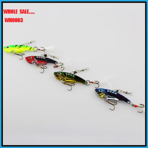 Wholesale Wh0003 Fishing Vibarion Spoon Lure