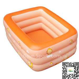 Summer Funny Kids Swimming Pool PVC Inflatable Water Toys