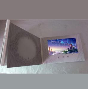 Video Greeting Card with 4.3inch, 7inch, 10inch for Promotional and Advertising Purpose pictures & photos