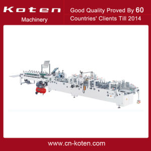 Factory Price Folding Gluing Machine pictures & photos